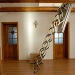Ako sprístupniť pôjd pasívneho domu?